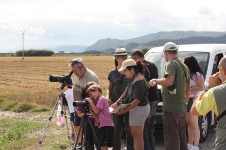 Excursión por el Parque Natural de la Albuera