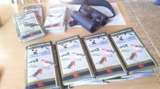 Cuadernos de Naturaleza de Tundra Ediciones