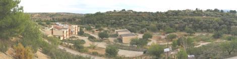 Paisaje de la Hoya de Buñol