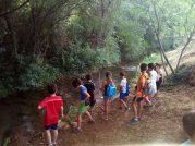 Excursión con niños en Alcaraz con ACTIO Birding