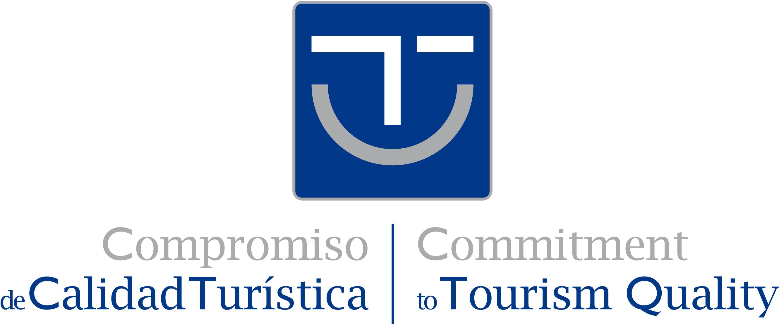 """""""Compromiso de Calidad Turística 2017""""  Comité SICTED de Turespaña"""